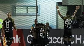 Independiente Chorrera remonta y da el primer golpe. EFE