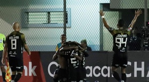 La primera de Atlético Chiriquí; Independiente no pasó del empate. EFE