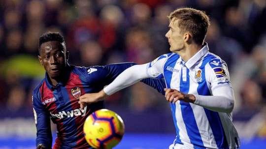 Boateng rejoint la Chine. EFE