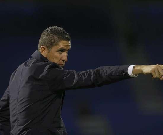 Garrido, nuevo técnico del Al Ain. EFE/Archivo