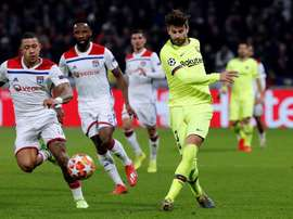 Barcelona v Lyon: Preview and possible line-ups. EFE