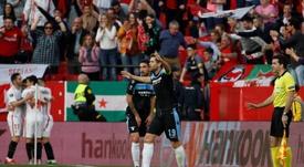 La Lazio quiere reforzar su zaga. EFE