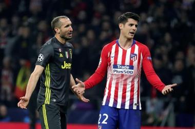 L'Atlético est dans une bonne position. EFE