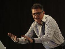 Osorio se defendió de las acusaciones. EFE