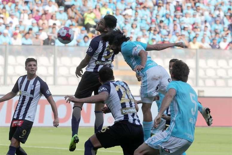 Alianza Lima suma su primera derrota. EFE/Archivo