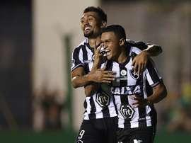 Nuevo triunfo de Botafogo. EFE