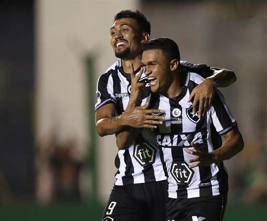 Botafogo cae de la Copa Brasil ante un Serie C. EFE
