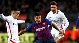 Sevilla v Barcelona: Preview and possible line-ups. EFE