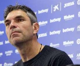 Pellegrini falló en un momento histórico para el Valencia. EFE