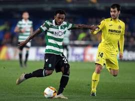 Wendel estará na final da Taça de Portugal. EFE