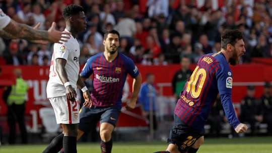 La dictadura del Barça en Liga. EFE