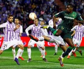 Monaco et Leicester ciblent William Carvalho. EFE