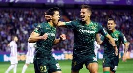 Feddal could move to a different La Liga club. EFE