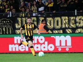 Peñarol marca el ritmo en Uruguay. EFE/Archivo