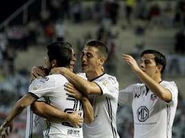 Colo Colo volvió a ganar. EFE/Archivo