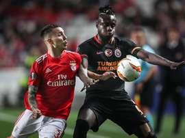Grimaldo ne quittera pas le Benfica. EFE