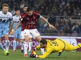 O Milan deve passar por uma nova renovação. EFE
