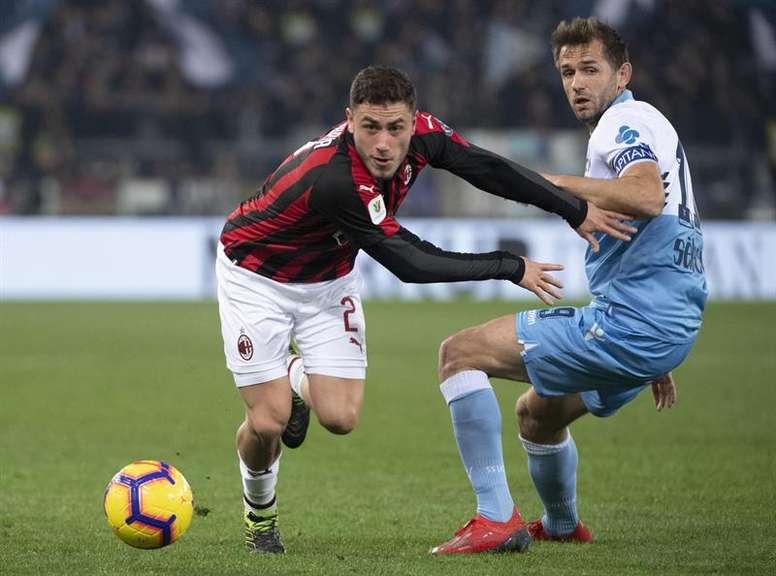 Calabria intéresse la Fiorentina. AFP
