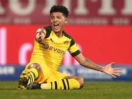 Le Borussia devra prendre une décision si United n'agit pas. EFE