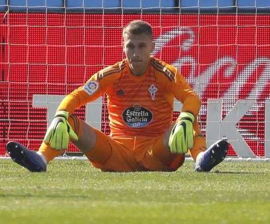 Ruben Blanco ne croit pas que Madrid a des doutes.  EFE/Archivo