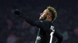 Neymar tuvo un día extra de descanso. EFE/Archivo