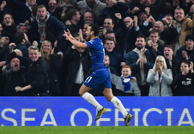 Chelsea at risk of having to finish the season without Pedro
