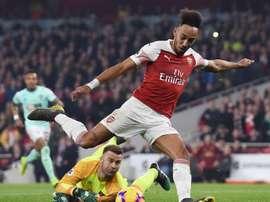 Bournemouth - Arsenal: onzes iniciais confirmados. EFE