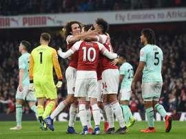 Arsenal pense au mercato estival. EFE