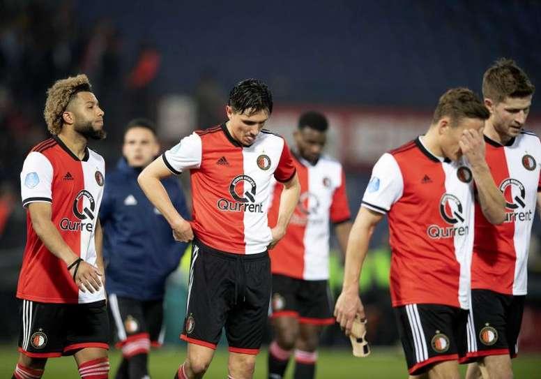 El Leeds mira al Feyenoord en busca de refuerzos. EFE/Archivo