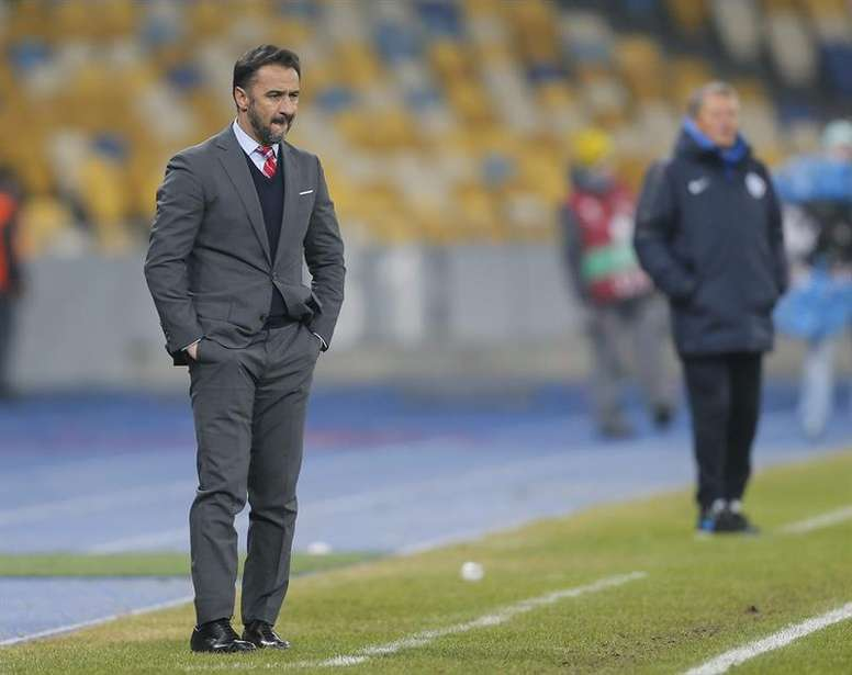 El Everton quiere cerrar a Vítor Pereira. EFE