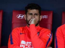 L'Atlético met Diego Costa sur le marché. EFE/Archive