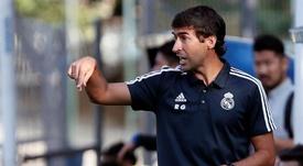 Raúl se estrenó con goleada. EFE/Archivo