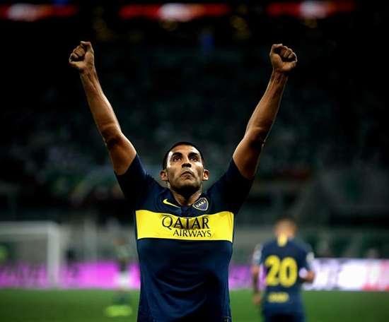 Boca confirma vantagem e tira o Athletico da Libertadores. EFE/Archivo