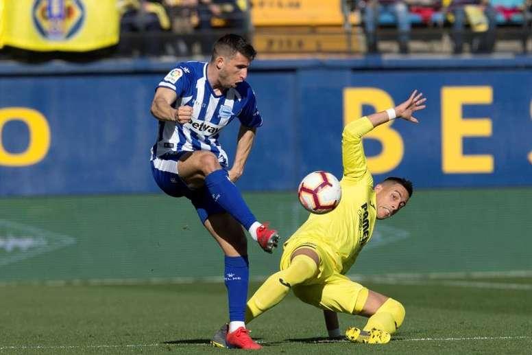 Calleri jugará en el Espanyol. EFE