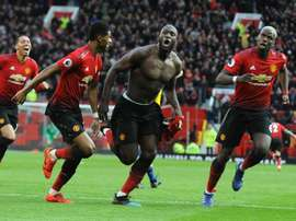 Pogba and Lukaku could leave United this summer. EFE