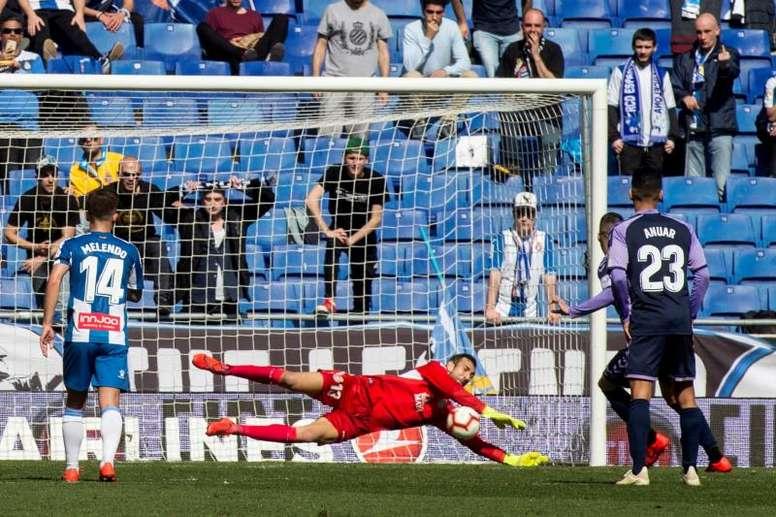 Diego López comentou sobre possível interesse de Real Madrid. EFE