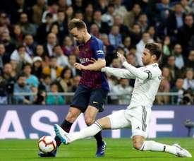 Le Barça évalue Rakitic à 55 millions d'euros. EFE