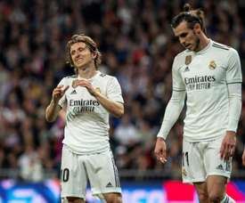 Modric asks for Bale to stay! EFE