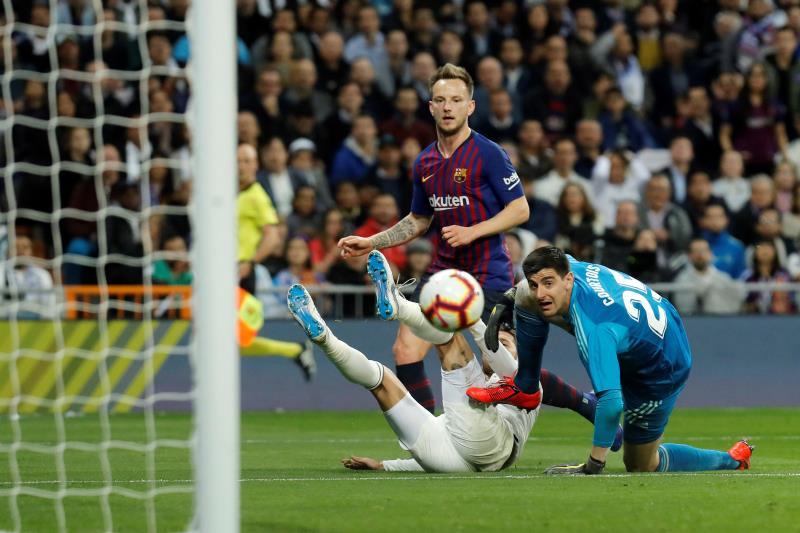 Le Real Madrid, avec Courtois, accroché (1-1) par Valladolid (vidéos) — Liga