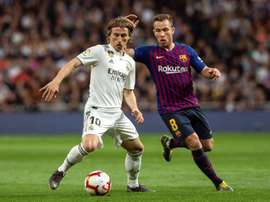 Boban denied that Milan are interested in Modric. EFE