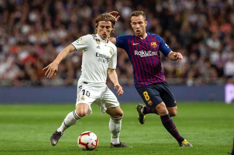 El Barcelona-Madrid sin fecha aún. EFE