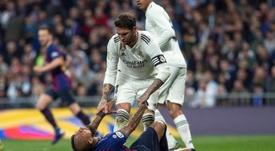 El Madrid, a un paso del título. EFE