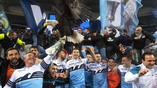 La Lazio veut renforcer sa défense. EFE