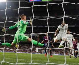 La Liga want the fixtures between Barca and Real Madrid to be reversed. EFE