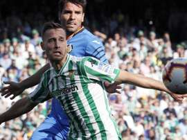 L'Atlético Madrid s'intéresse à Canales. EFE