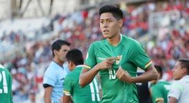 Bolivia consiguió rascar un empate gracias a su reacción. EFE
