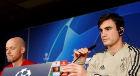 L'Ajax fixe le prix de de Nicolas Tagliafico. EFE