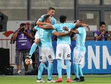 Sporting Cristal se mide a Universidad de Concepción en la primera jornada de Libertadores. EFE