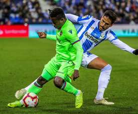 Moses Simon called up for Nigeria squad ahead of Africa Cup of Nations. EFE