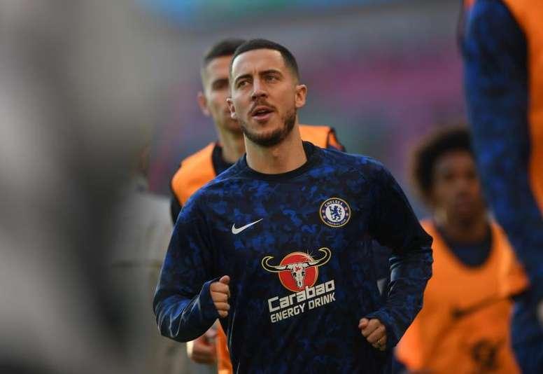 Pour Cole, Hazard va rester. AFP